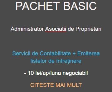 PACHET BASIC
